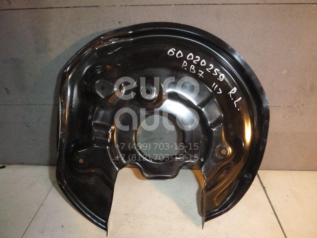 Пыльник тормозного диска для Seat Passat [B7] 2011>;Tiguan 2007-2011;Tiguan 2011>;Q3 2012>;Sharan 2010>;Alhambra 2010> - Фото №1