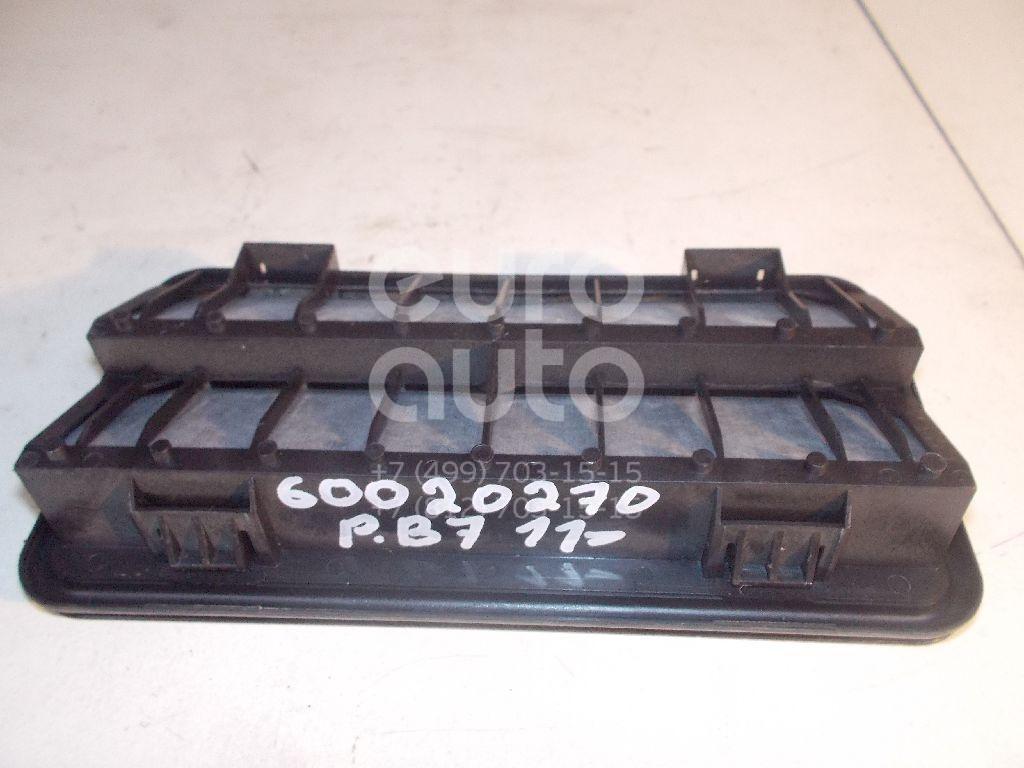Решетка вентиляционная для VW Passat [B7] 2011>;Passat [B6] 2005-2010;Jetta 2006-2011;Passat CC 2008>;EOS 2006>;Golf VI 2009-2012 - Фото №1