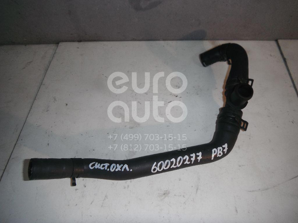 Шланг системы охлаждения для VW Passat [B7] 2011-2015;Golf VI 2009-2013;Scirocco 2008>;Jetta 2011> - Фото №1