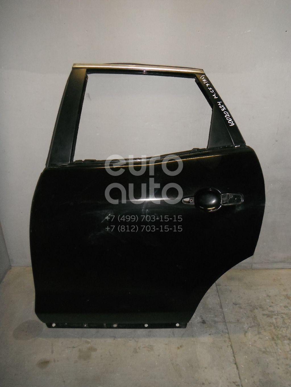 Дверь задняя левая для Mazda CX 7 2007-2012 - Фото №1