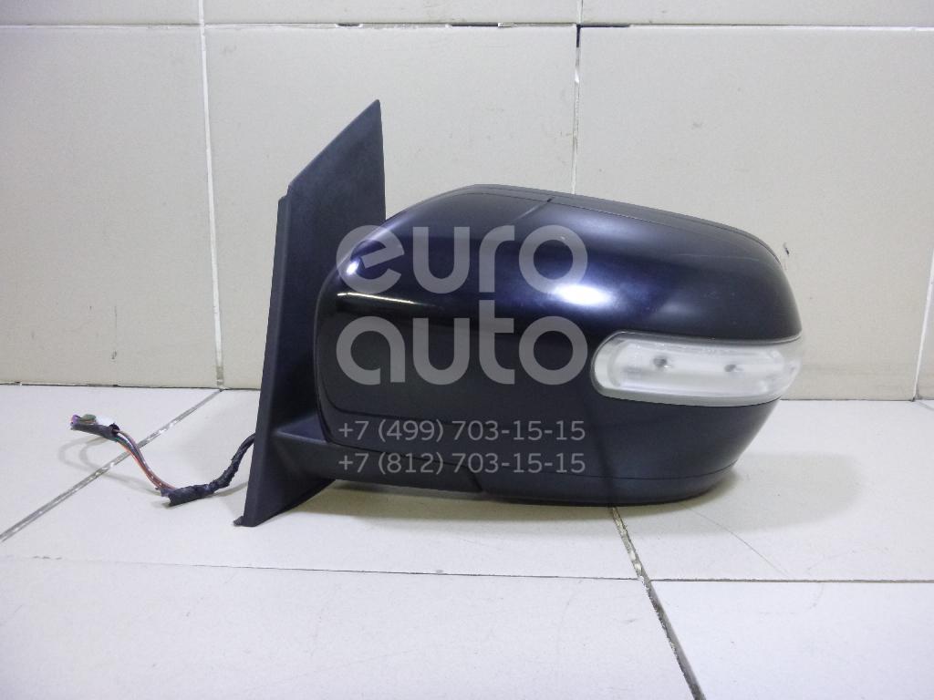 Зеркало левое электрическое для Mazda CX 7 2007-2012 - Фото №1