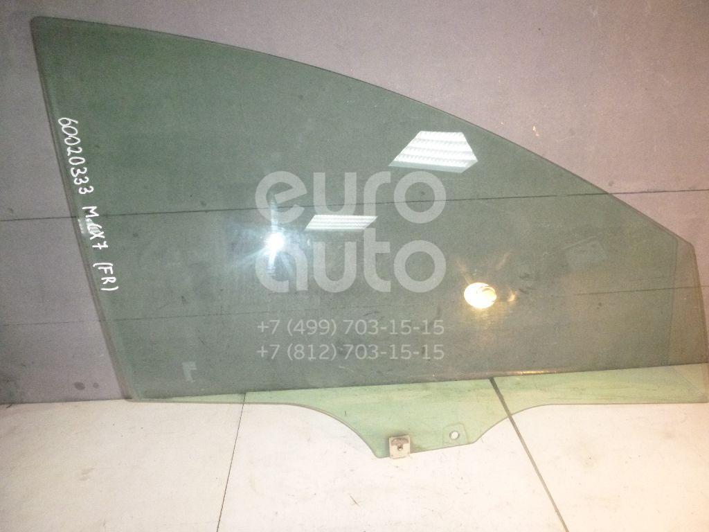 Стекло двери передней правой для Mazda CX 7 2007-2012 - Фото №1