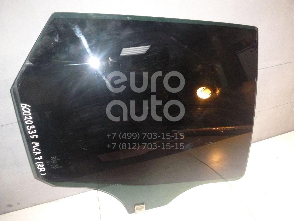 Стекло двери задней правой для Mazda CX 7 2007> - Фото №1