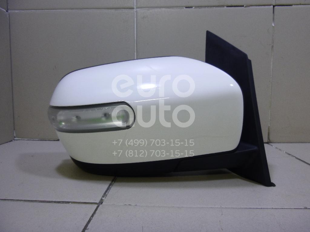 Зеркало правое электрическое для Mazda CX 7 2007-2012 - Фото №1