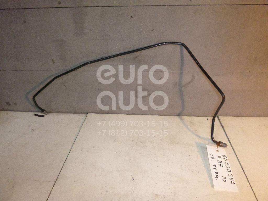 Трубка тормозная для VW Passat [B7] 2011-2015 - Фото №1