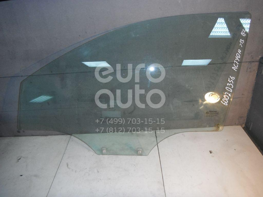 Стекло двери передней левой для Ssang Yong Actyon (New) 2010> - Фото №1