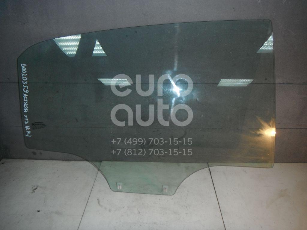 Стекло двери задней правой для Ssang Yong Actyon (New) 2010> - Фото №1