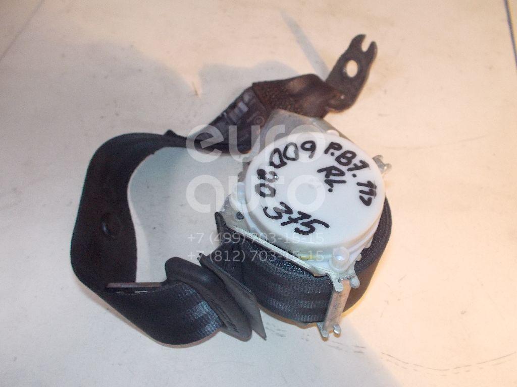 Ремень безопасности для VW Passat [B7] 2011-2015 - Фото №1