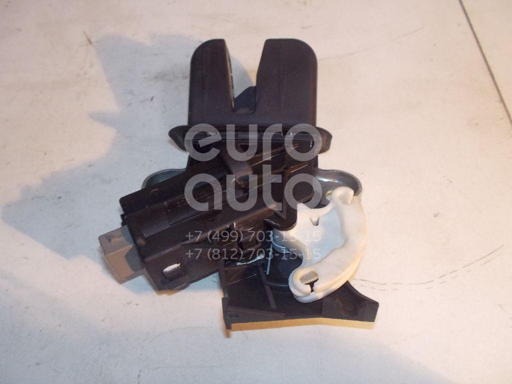 Замок багажника для VW,Audi Passat [B7] 2011-2015;A6 [C6,4F] 2005-2011;A8 [D3,4E] 2004-2010;Passat [B6] 2005-2010;A4 [B7] 2005-2007;Jetta 2006-2011;A5/S5 Coupe/Sportback 2008-2016;A4 [B8] 2007-2015;Passat CC 2008>;EOS 2006> - Фото №1