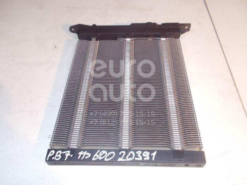 Радиатор отопителя электрический для VW,Skoda Passat [B7] 2011-2015;Jetta 2006-2011;Superb 2008-2015;Scirocco 2008>;Yeti 2009> - Фото №1