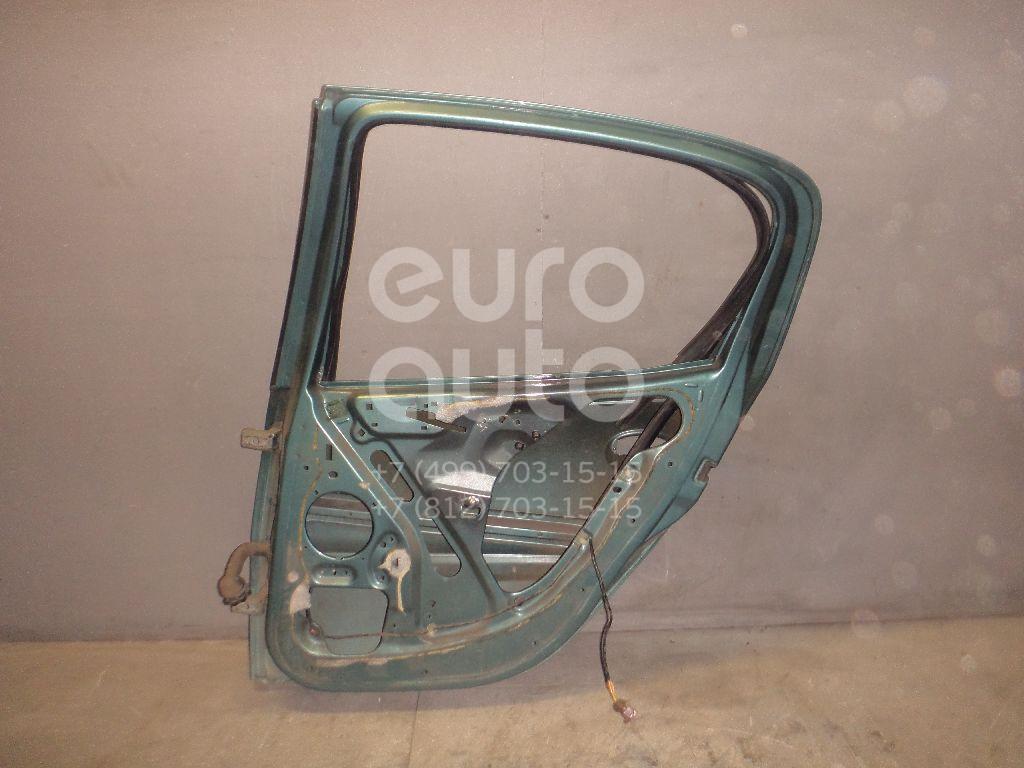 Дверь задняя правая для Peugeot 206 1998-2012 - Фото №1