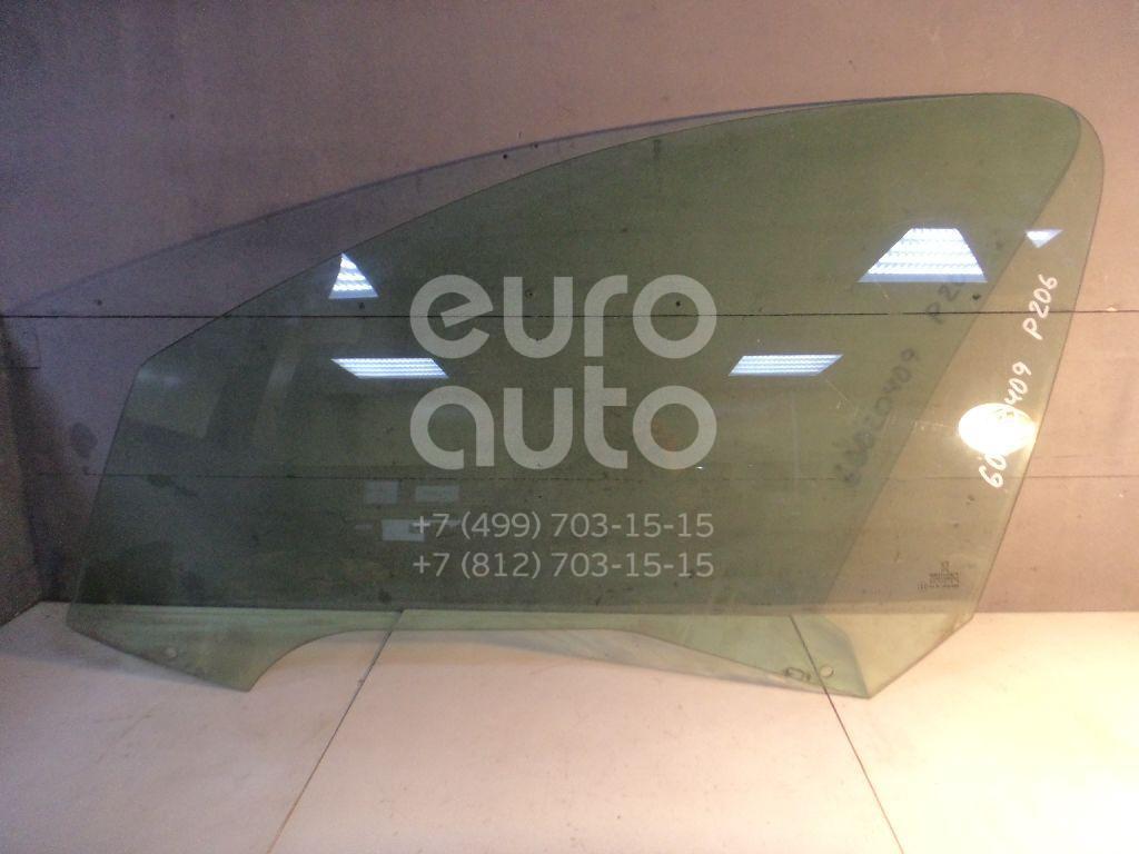 Стекло двери передней левой для Peugeot 206 1998> - Фото №1