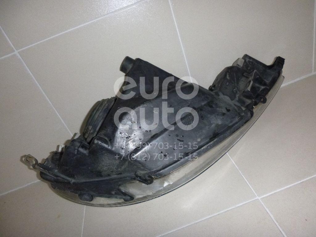 Фара левая для Peugeot 206 1998-2012 - Фото №1