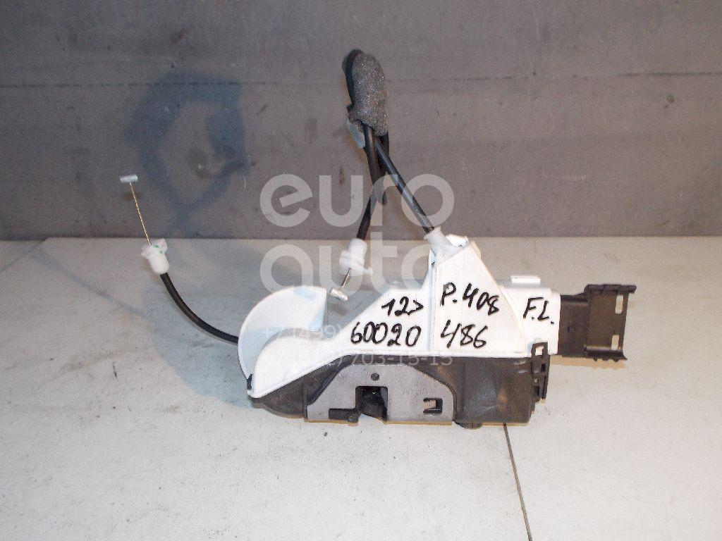 Замок двери передней левой для Peugeot 408 2012>;308 2007> - Фото №1