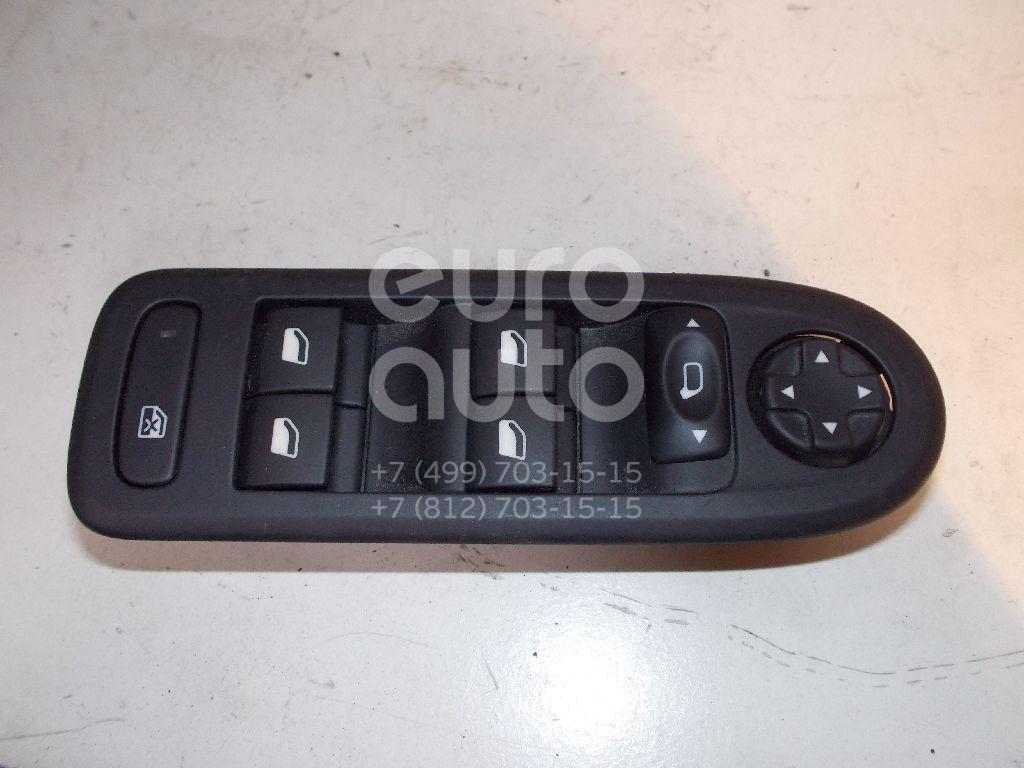 Блок управления стеклоподъемниками для Peugeot 408 2012> - Фото №1
