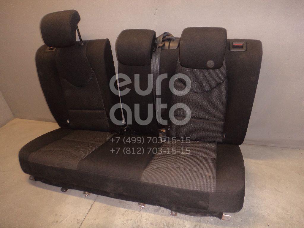 К-кт сидений для Peugeot 408 2012> - Фото №1