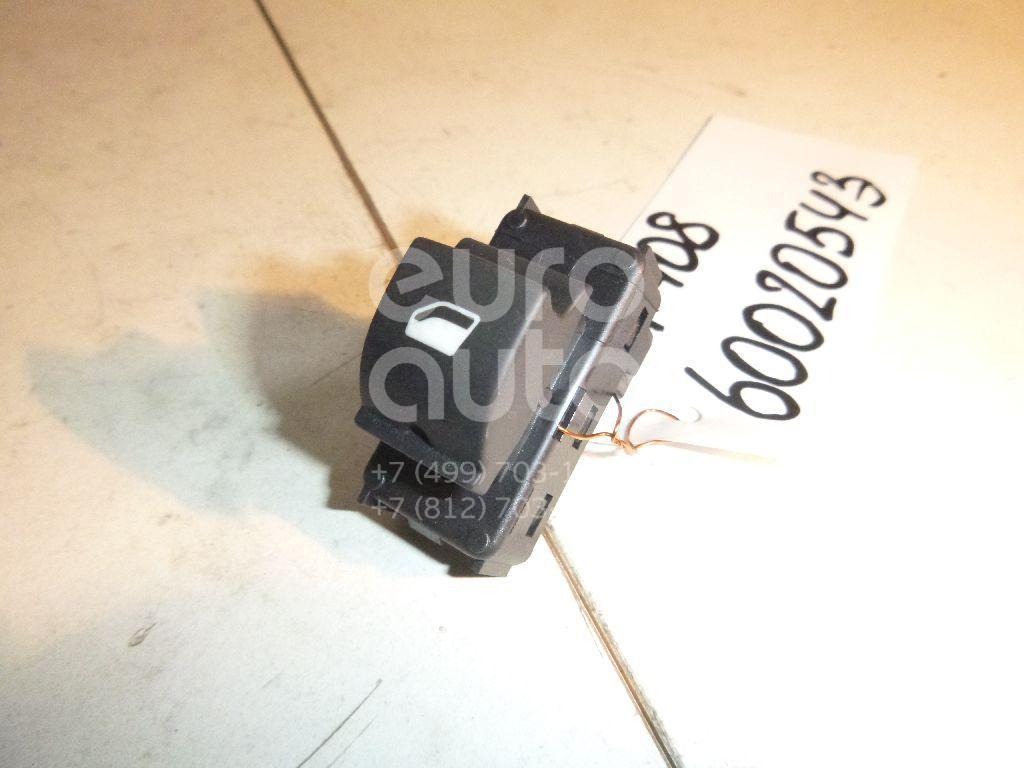Кнопка стеклоподъемника для Peugeot 408 2012>;4007 2008> - Фото №1