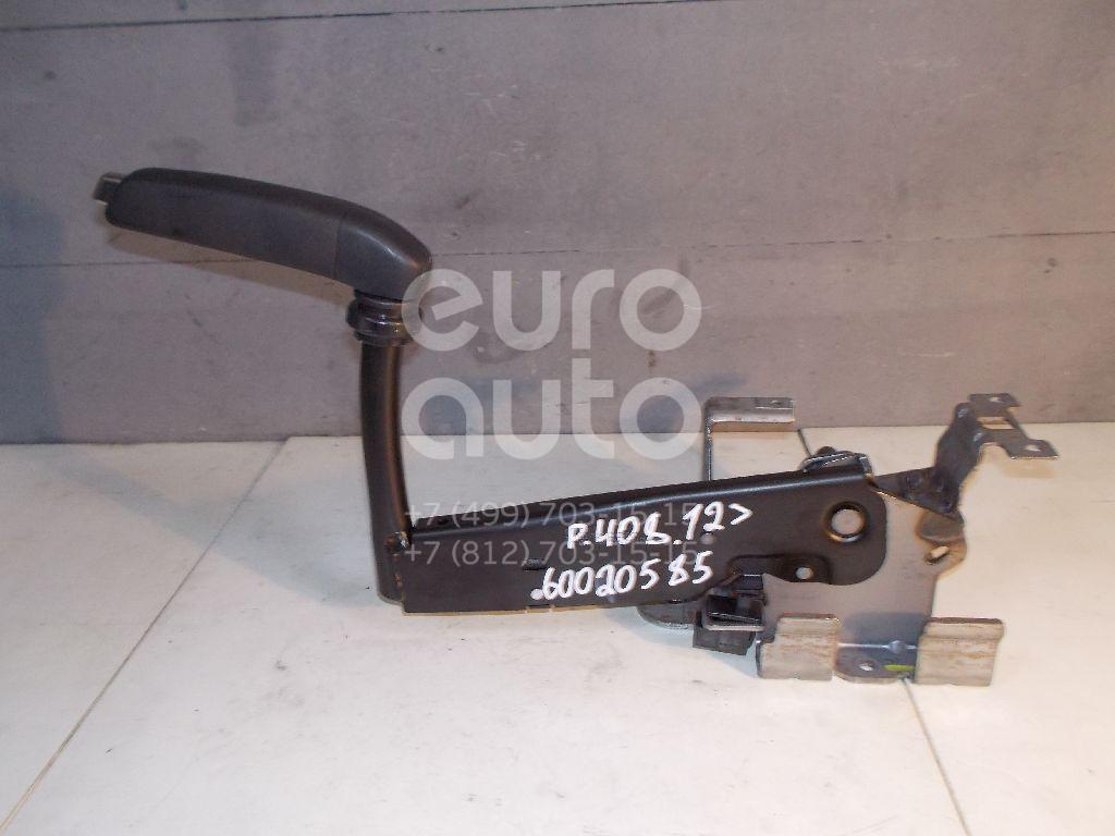 Рычаг стояночного тормоза для Peugeot 408 2012>;308 2007>;C4 II 2011> - Фото №1