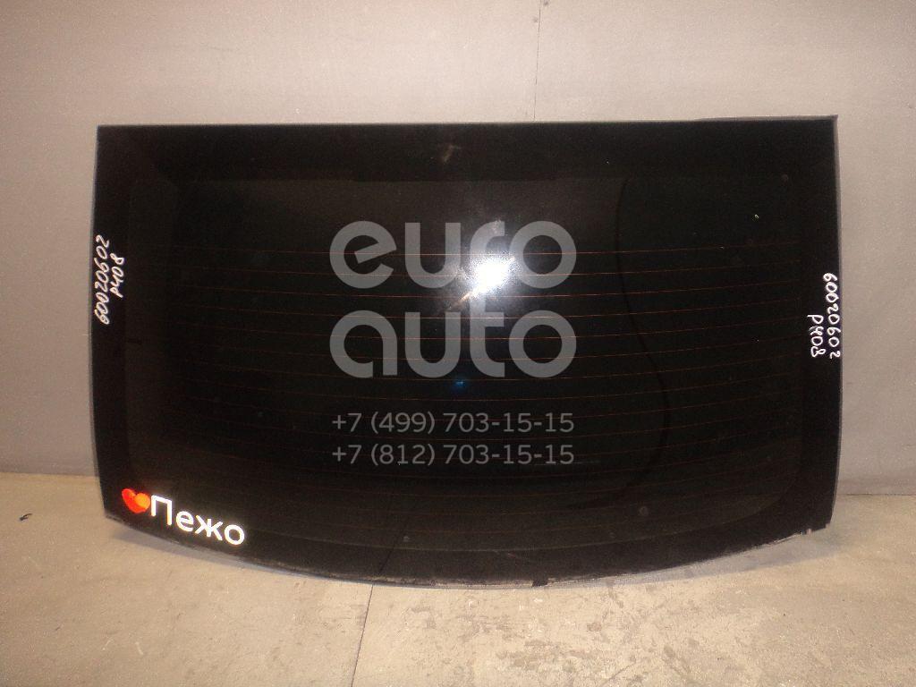 Стекло заднее для Peugeot 408 2012> - Фото №1