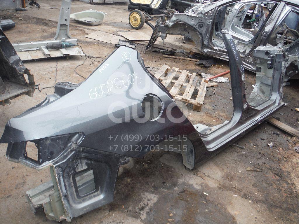 Кузовной элемент для Peugeot 408 2012> - Фото №1