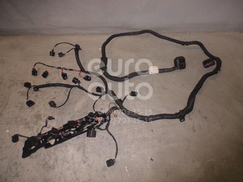Проводка (коса) для VW Passat [B7] 2011-2015;Golf VI 2009-2012;Scirocco 2008>;Golf VII 2012> - Фото №1