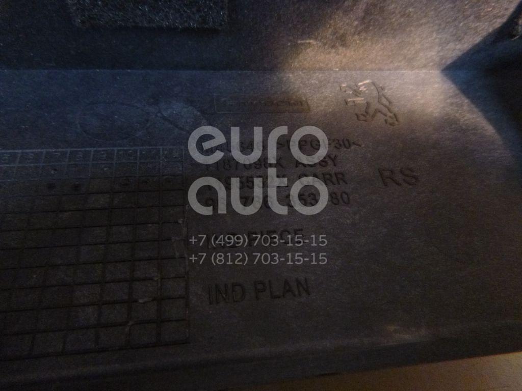 Кронштейн (сопут. товар) для Peugeot 408 2012> - Фото №1