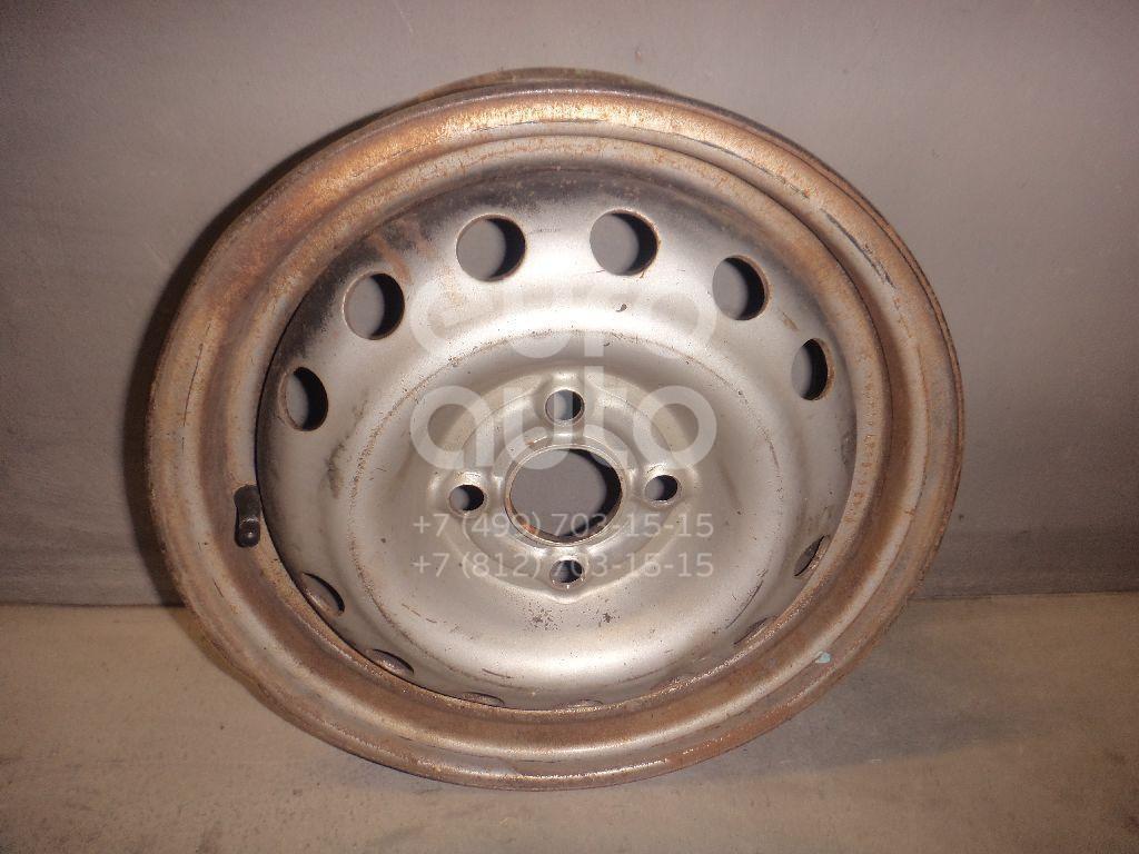 Диск колесный железо для Daewoo Nexia 1995-2016;Nubira 1997-1999;Nubira 1999-2003 - Фото №1