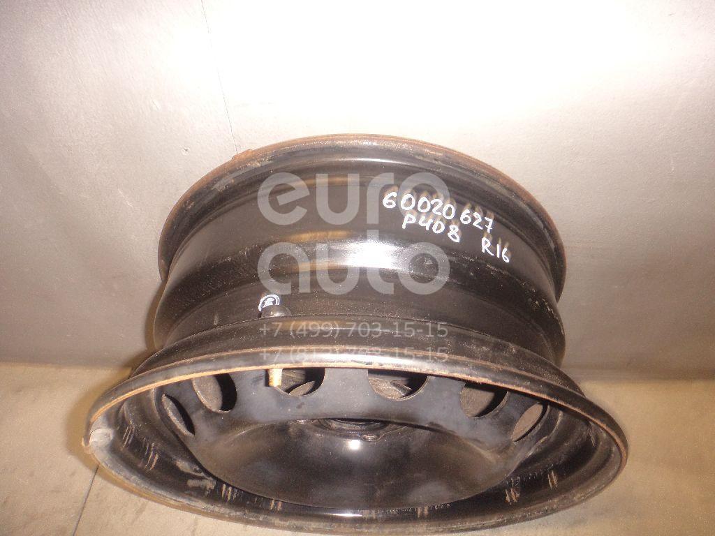 Диск колесный железо для Peugeot,Citroen 408 2012>;C4 II 2011> - Фото №1