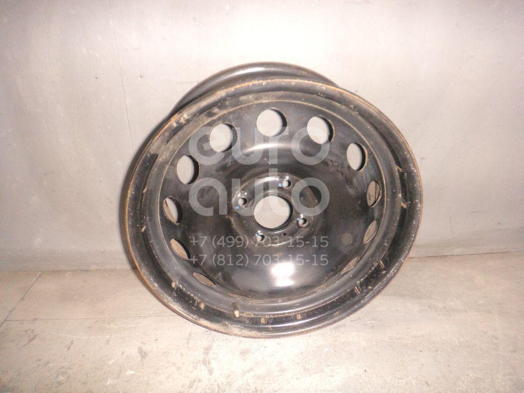 Диск колесный железо для Peugeot 408 2012>;C4 II 2011> - Фото №1