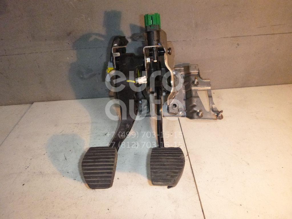 Блок педалей для Peugeot,Citroen 408 2012>;C4 II 2011> - Фото №1