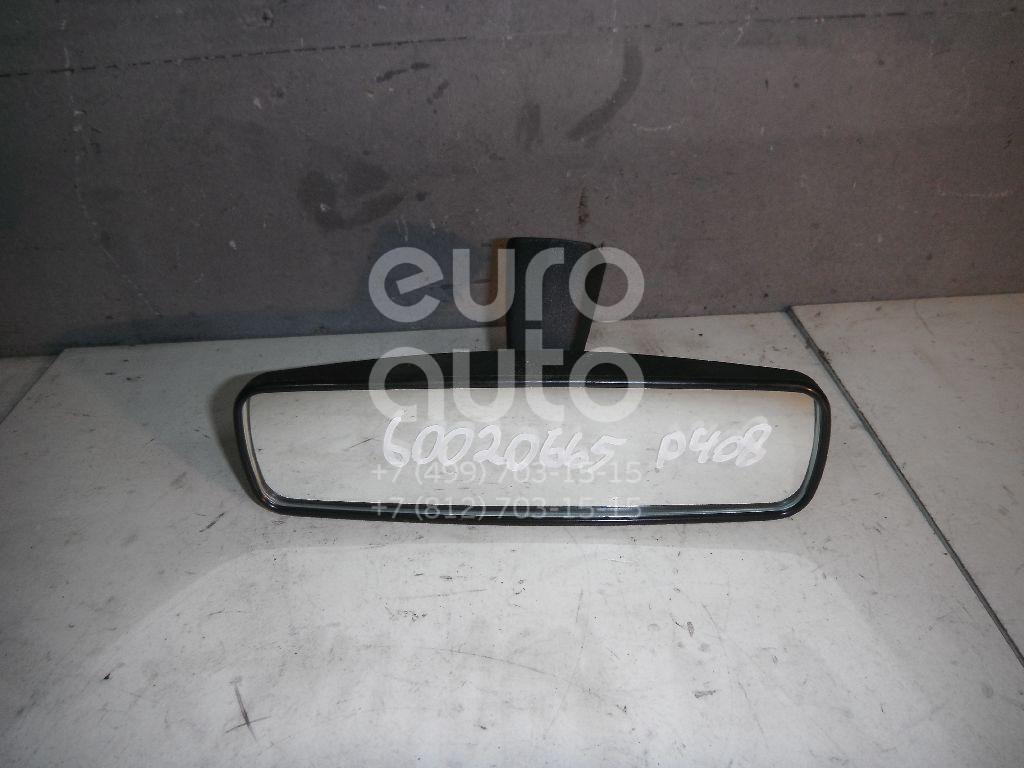 Зеркало заднего вида для Peugeot 408 2012>;308 2007>;Partner Tepee(B9) 2008>;3008 2010> - Фото №1