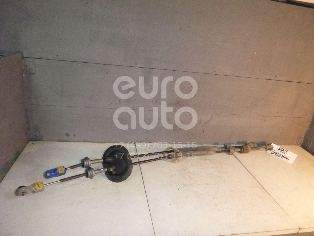 Трос КПП для Peugeot 408 2012> - Фото №1