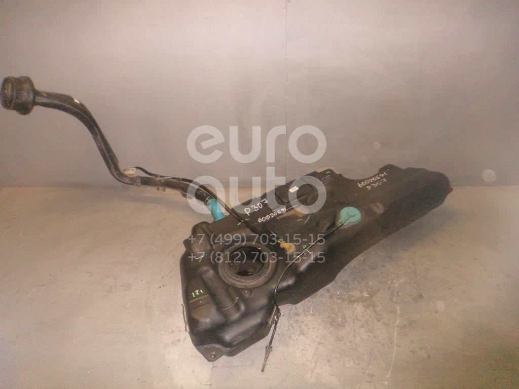 Бак топливный для Peugeot 307 2001-2007 - Фото №1