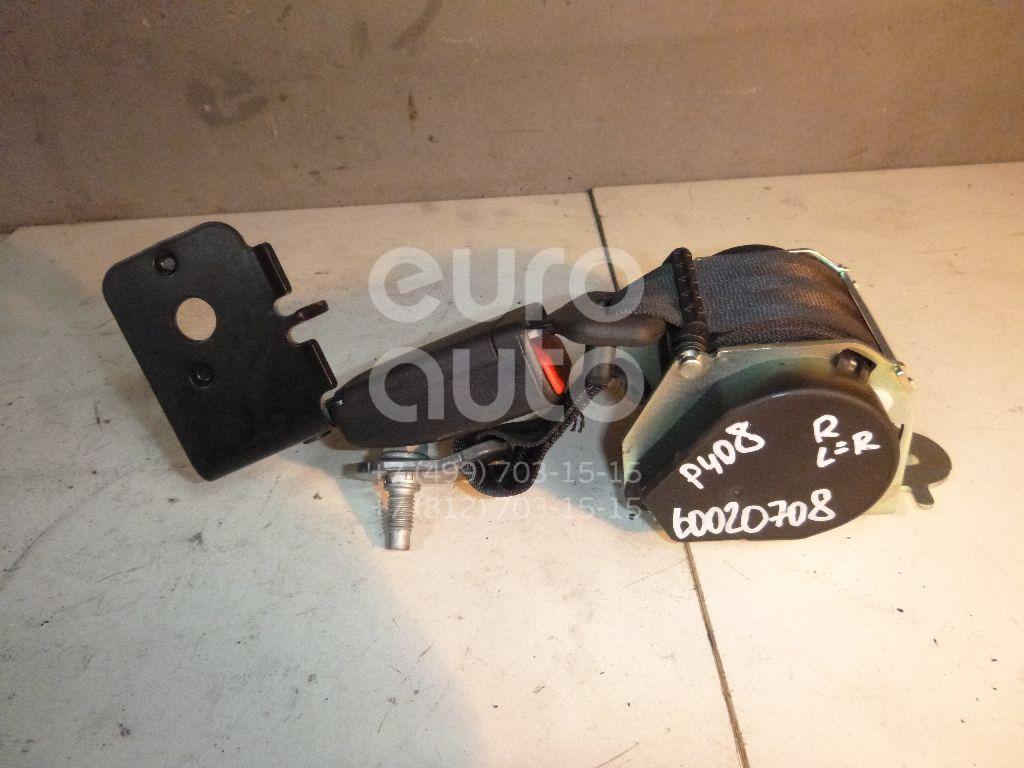Ремень безопасности для Peugeot,Citroen 408 2012>;C4 II 2011> - Фото №1