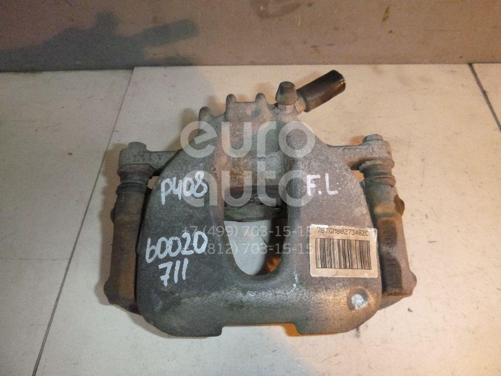 Суппорт передний левый для Peugeot 408 2012>;308 2007>;3008 2010> - Фото №1