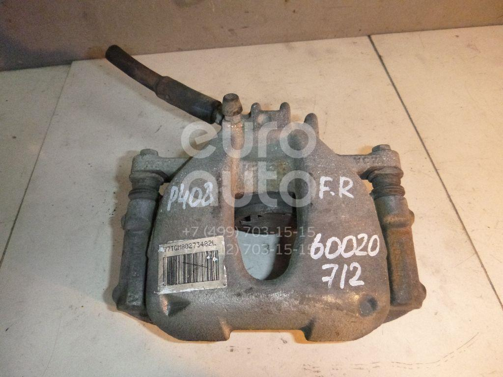Суппорт передний правый для Peugeot 408 2012>;308 2007>;3008 2010> - Фото №1