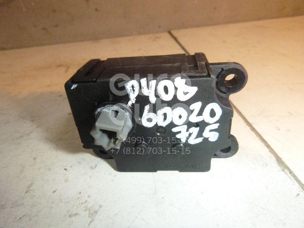 Моторчик заслонки отопителя для Peugeot,Citroen 408 2012>;C4 II 2011> - Фото №1