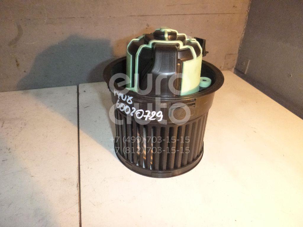 Моторчик отопителя для Peugeot 408 2012>;C4 II 2011>;DS4 2011> - Фото №1