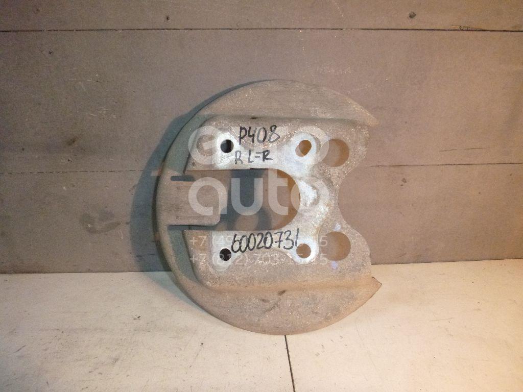 Пыльник тормозного диска для Peugeot 408 2012>;308 I 2007-2015 - Фото №1