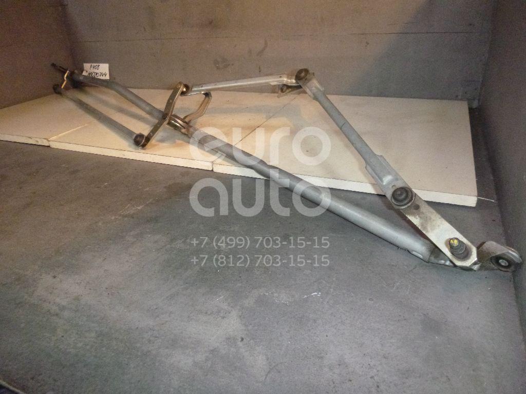Трапеция стеклоочистителей для Peugeot 408 2012>;308 I 2007-2015 - Фото №1