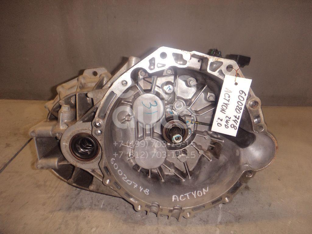 МКПП (механическая коробка переключения передач) для Ssang Yong Actyon (New) 2010> - Фото №1