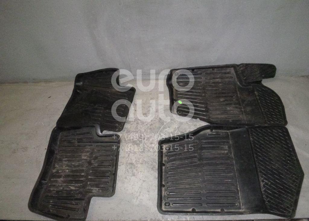 К-кт ковриков салона для Peugeot 408 2012> - Фото №1