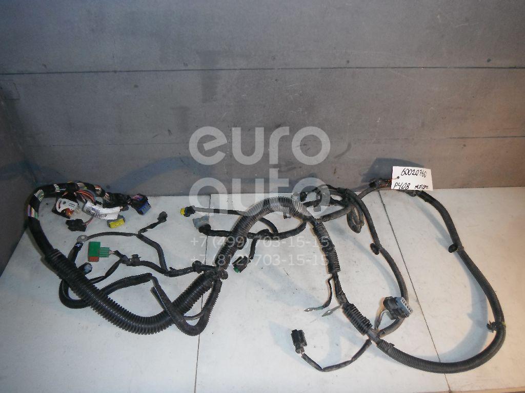 Проводка (коса) для Peugeot 408 2012> - Фото №1