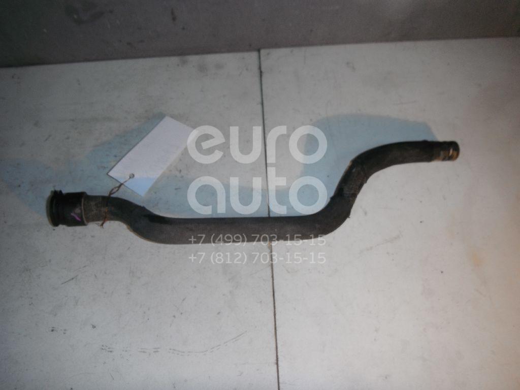 Патрубок отопителя для Peugeot,Citroen 408 2012>;C4 2005-2011;307 2001-2008;308 I 2007-2015;Partner Tepee(B9) 2008>;Berlingo (NEW) (B9) 2008>;C4 II 2011> - Фото №1