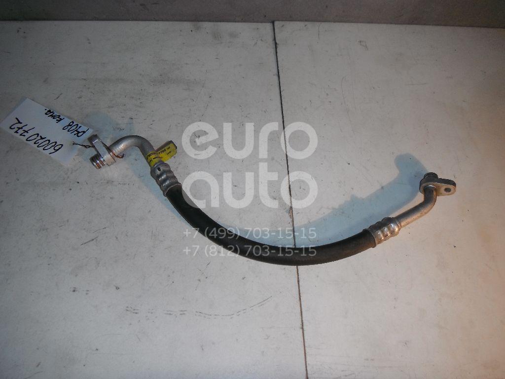 Трубка кондиционера для Peugeot 408 2012>;Partner (M59) 2002-2010;Partner Tepee(B9) 2008> - Фото №1