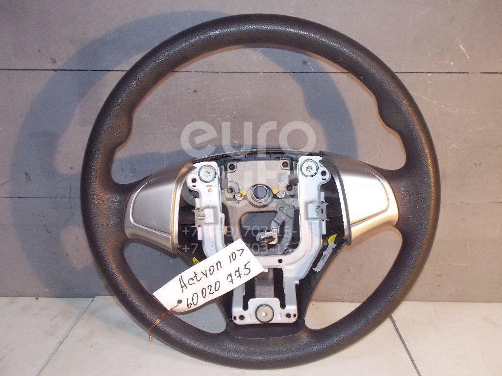Рулевое колесо для AIR BAG (без AIR BAG) для Ssang Yong Actyon New/Korando 2010> - Фото №1