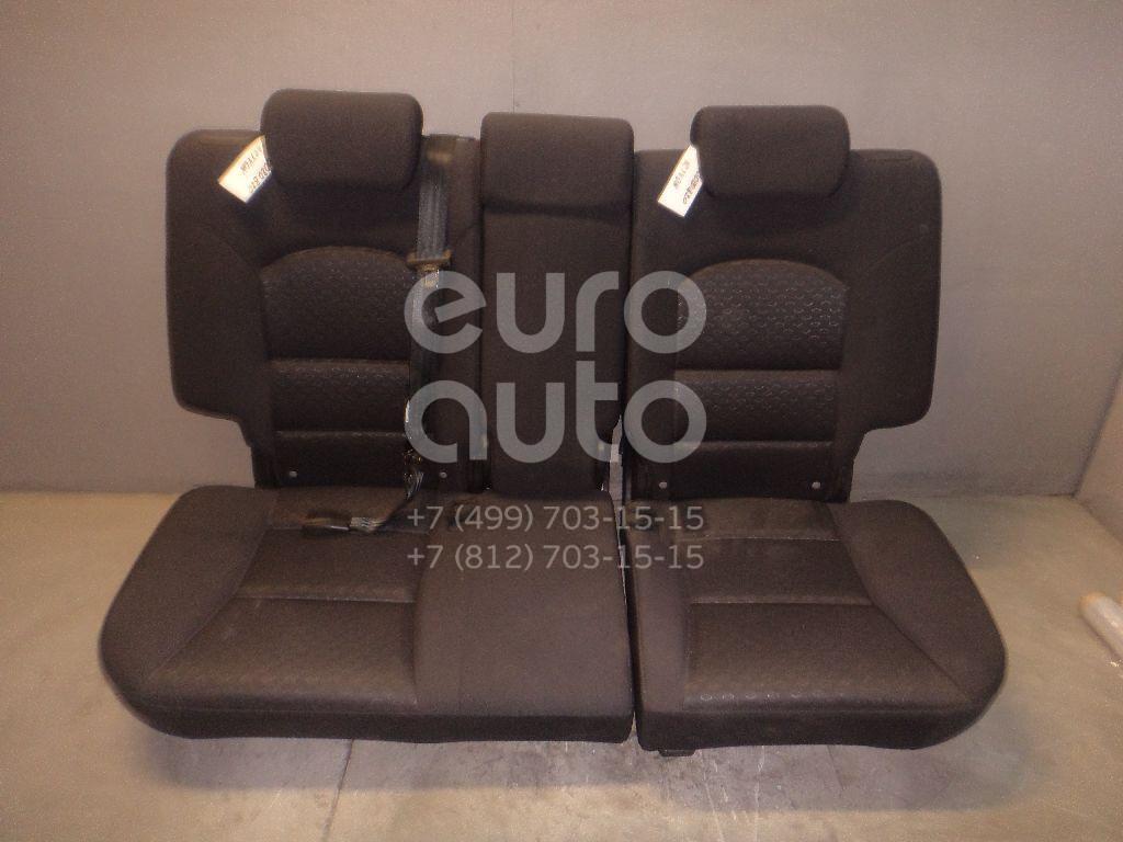 К-кт сидений для Ssang Yong Actyon New/Korando 2010> - Фото №1