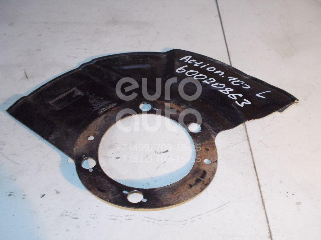 Пыльник тормозного диска для Ssang Yong Actyon New/Korando 2010> - Фото №1
