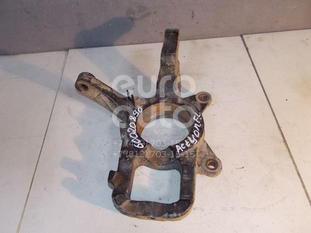 Кулак поворотный передний левый для Ssang Yong Actyon New/Korando 2010> - Фото №1