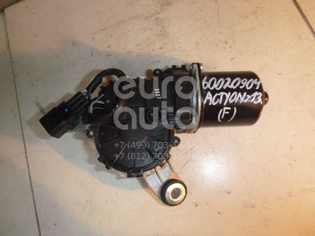 Моторчик стеклоочистителя передний для Ssang Yong Actyon New/Korando 2010> - Фото №1